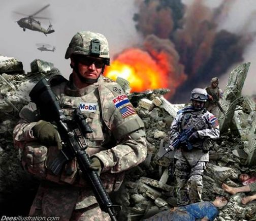 The war on Iran is already underway - Website of Kourosh Ziabari