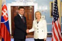 My exclusive interview with Slovak Foreign Minister Miroslav Lajcak